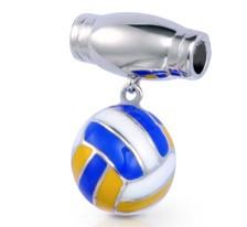 Volleyball Drop Pendant