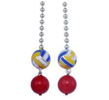 Volleyball Rocks Earrings