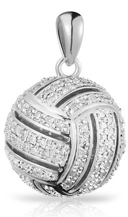 Colgante Balón de Voleibol All-Star