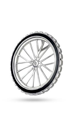 Mountain Bike Wheel Pendant
