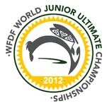 2012 WFDF World Junior Championships Logo